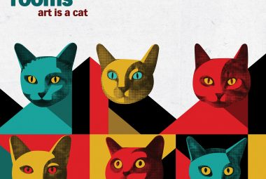 """immagine 4 febbraio: The Dining Rooms presentano """"Art Is A Cat"""""""